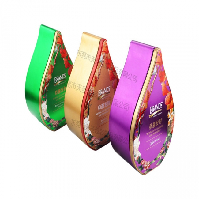 圣诞礼品铁罐包装的重要性!——东莞天圣制罐厂