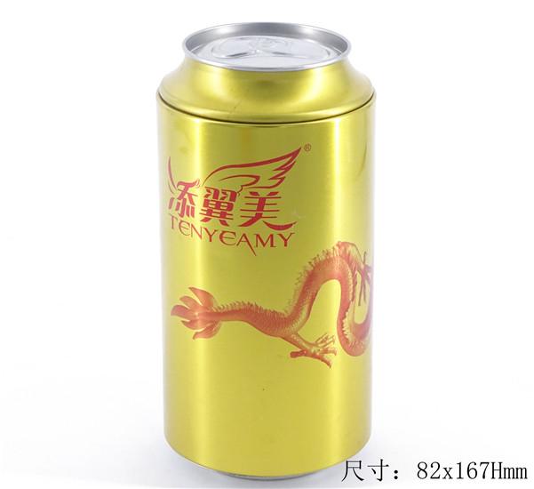 为什么越来越多的商品选择马口铁罐?——东莞天圣制罐厂