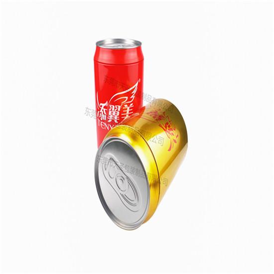 冰凉巾铁罐可乐罐