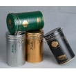 Tinplate coffee packing tin can