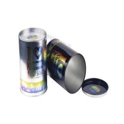 烟花铁罐包装制定