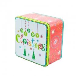 儿童玩具圣诞铁罐