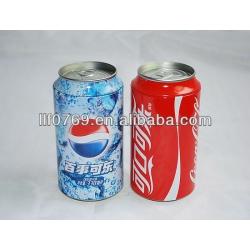 可口可乐铁罐