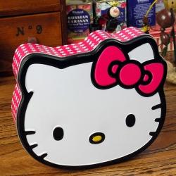 HELLO KITTY铁盒