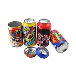 圣诞礼品可乐罐铁罐