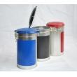 塑料盖茶叶铁罐