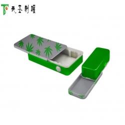 大麻罐马口铁罐